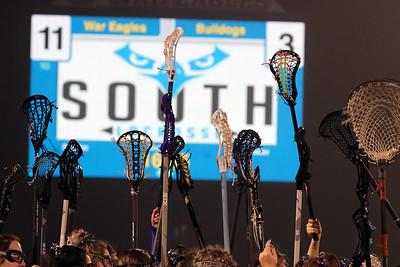 South Girls Varsity 2020