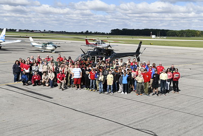 Youth Aviation Adventure Program; OSU Airport, September 20, 2017