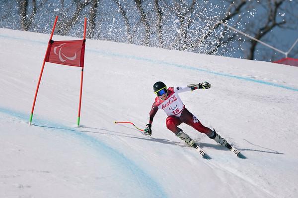 Ski alpin - Super-Combi(13.03.2018)