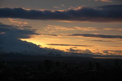 SLC Sunset
