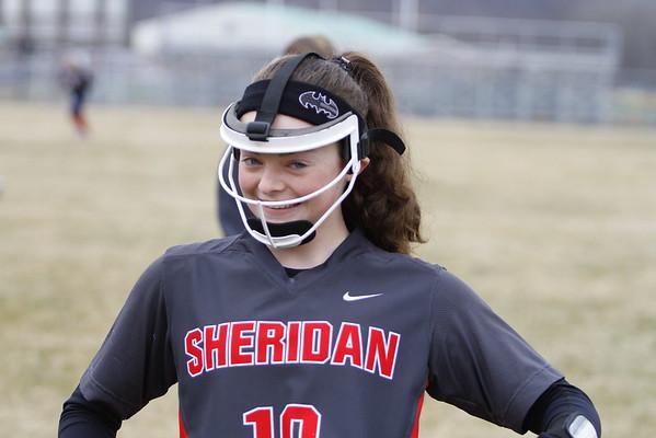 2015 Sheridan High School Softball