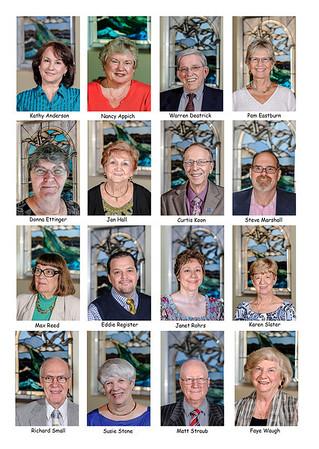 New Deacons and Elders 11-2012