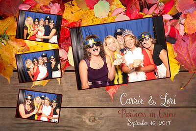 Carrie & Lori Partners in Crime