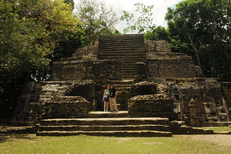 us at the mayan ruins in belize.jpg