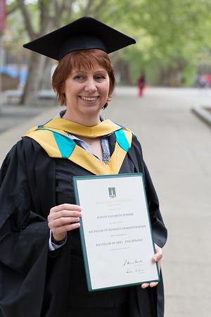 Mandy's Graduation