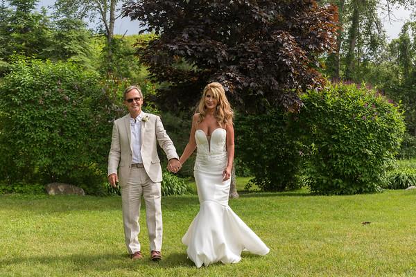 Lisa + Ric Petoskey Northern Michigan Wedding Perry Hotel