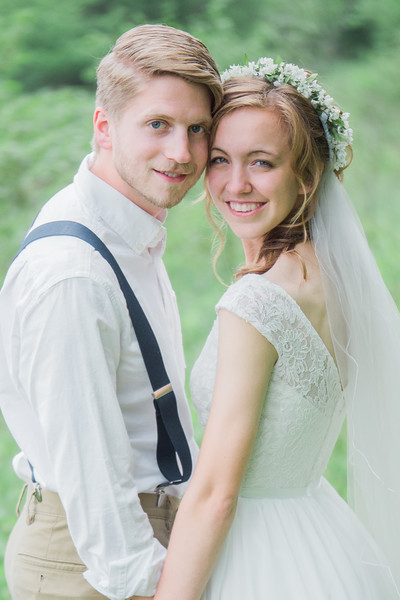 Dave & Caroline Wedding