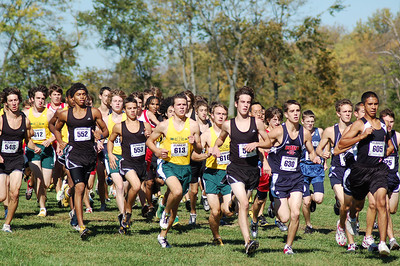 2007-10-20 OHSAA District Cross Country Tournament - Fish
