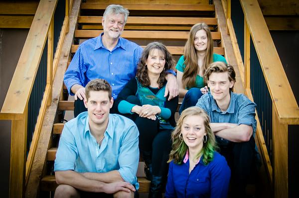 Iliffe Family