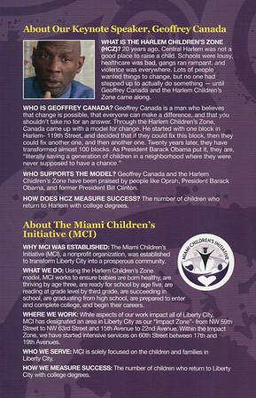 Miami Children's Initiative & Himan Brown Charitable Trust