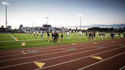10-28-16 Mesa Football at Godinez