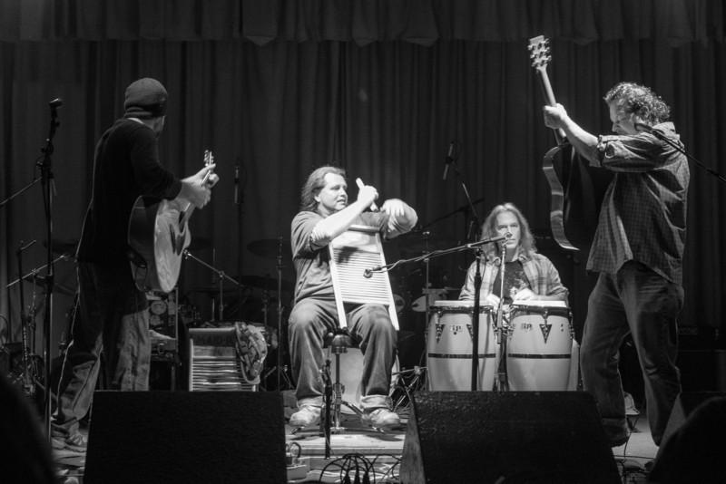 2014-01-10 Mullins, Stone, Frye, Safranek @ The Beachland