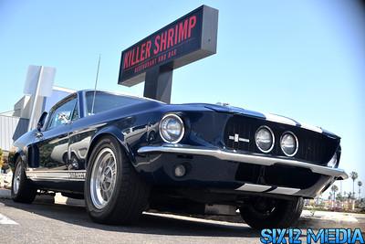 Killer Shrimp Killer Rides Car Show - 2017