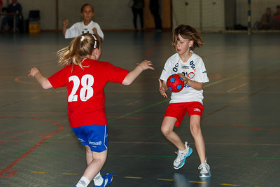 2012 Håndball turnering Mai