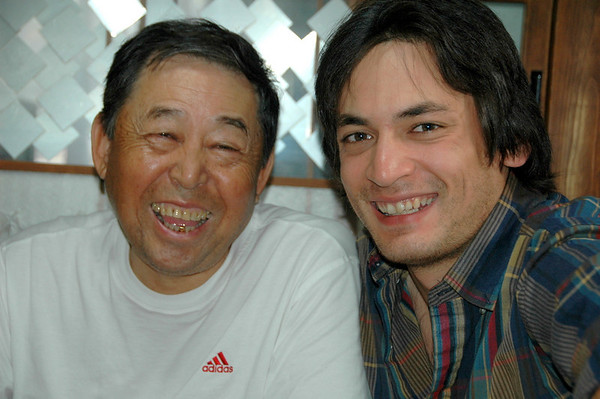 ASHTON WITH MINAKO & UNCLES  - 10-14 AUGUST 2009