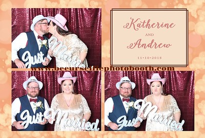 Drew and Kate Holliday Wedding 11-10-18