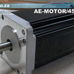 SKU: AE-MOTOR/450C, 86 Series 450C 1.8 Degree High-Torque Hybrid Stepper Motor