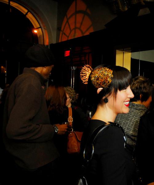 Kyle Samperton,November 4,2009,St.Regis Hotel,Kristin Guiter