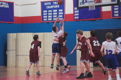 LMS Boy Basketball 2011