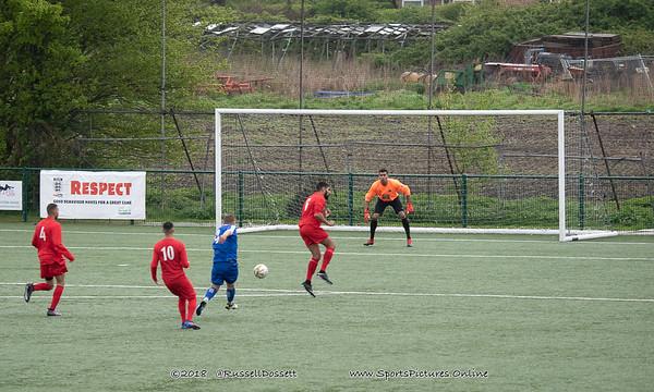 Yaxley FC vs Leicester Nirvana FC 5-1