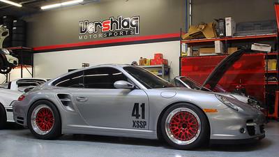 Stan and Su's Porsche 911 Turbo SSP 997