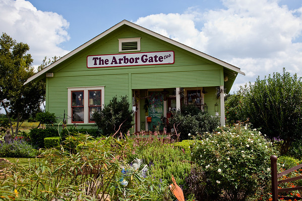 Tomball - Arbor Gate