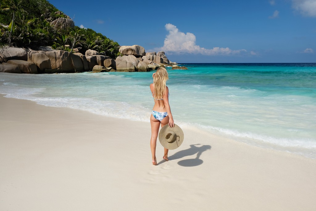 Big Sister Island Beach