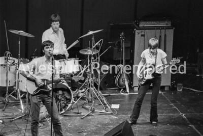 Talking Heads, Jan 24th 1978