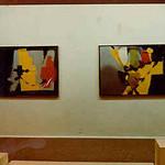 Exhibition-Mexico City , El Instituto Mexicano Norteamericano, Aug.1980