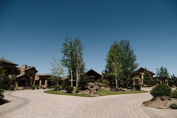 Rya + James - Pronghorn Resort