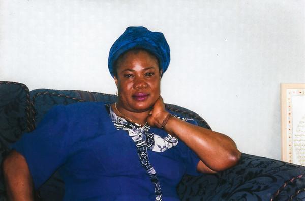Mrs Shade Adigun