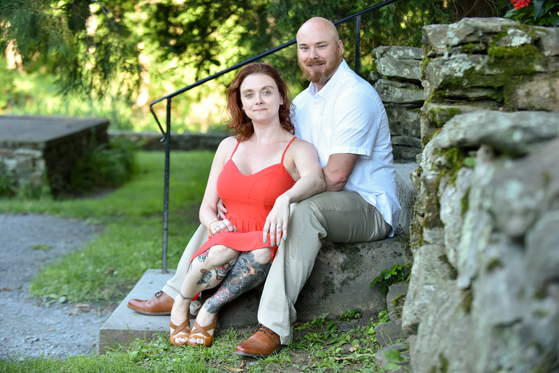 Katie Small and Matt Bardsley - July 8th 2019