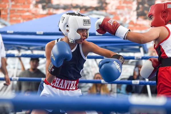 Boxing at TG Boxing