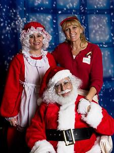 Zaharis Elementary Santa 2008