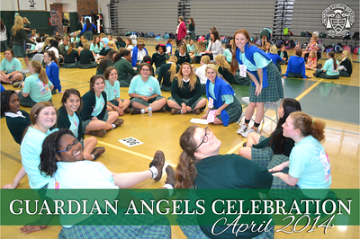 Guardian Angels Celebration