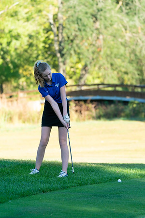 JV Girls Golf vs Bishop Watterson