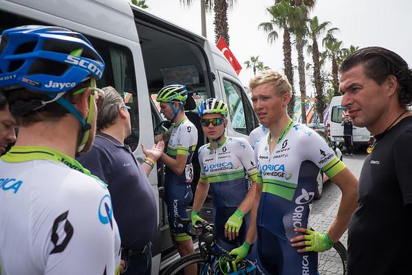 Orica GreenEdge team, Tour of Turkey 15