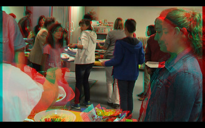 Stereo Anaglyph Photographs for June 2014
