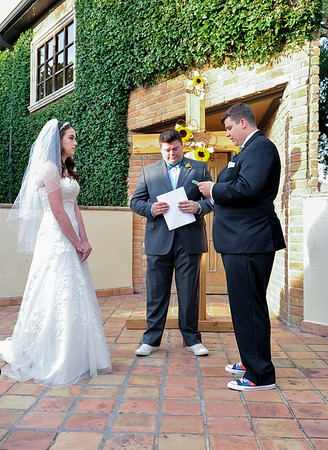 Jordan and Alex Ruff Wedding