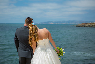 Jen & Jay | Sunset Cliffs