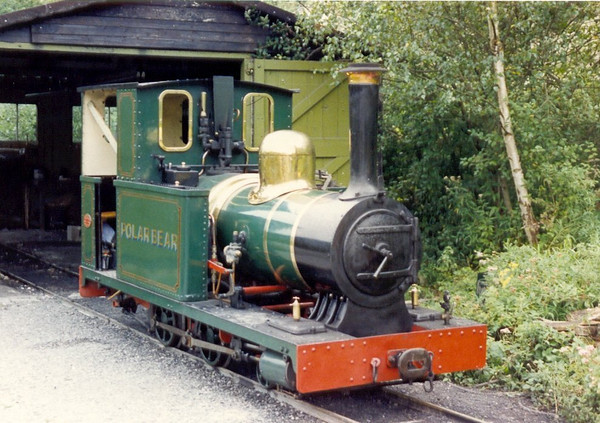 Dave's UK narrow gauge travels