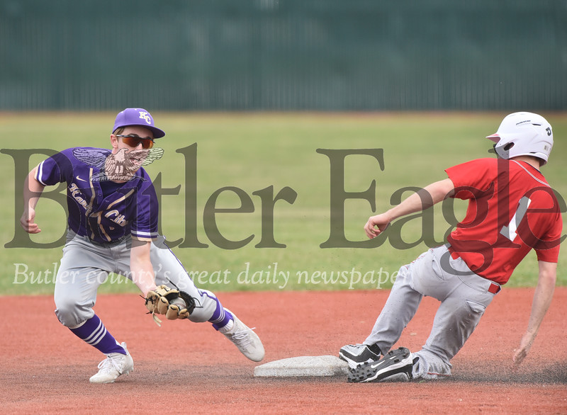 41528 Karns City vs Redbank Valley District 9 Baseball at Kelly Automotive Park Butler