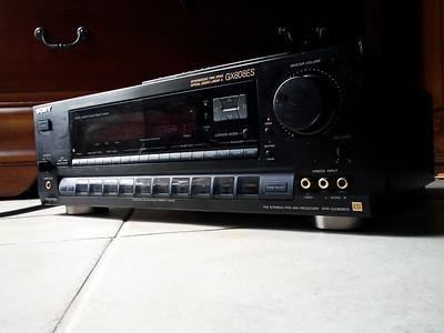 STR-GX808ES