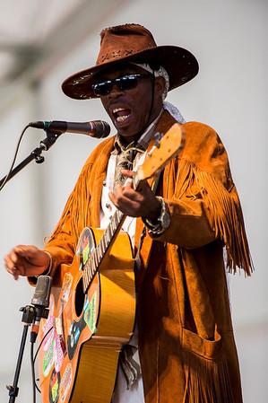 Brushy One String - New Orleans Jazz 2013