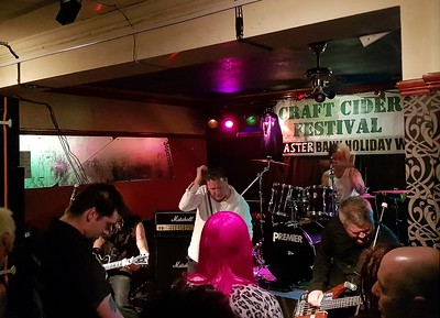 Conflict at the Haygate, 10/03/2018