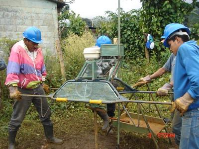 Trabajo en Guatemala