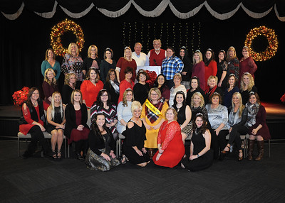 National Title Pawn - Christmas Party 2016