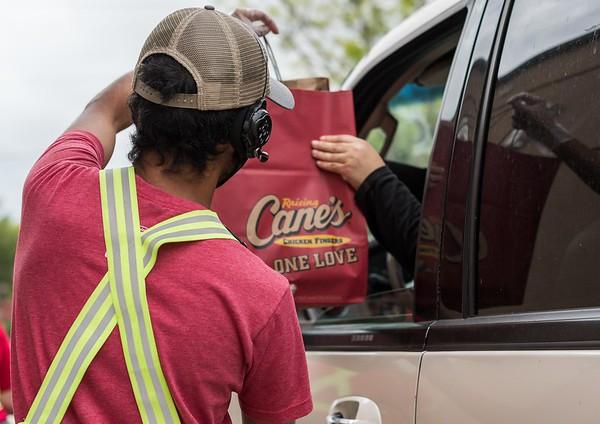 Raising Cane's | COVID-19