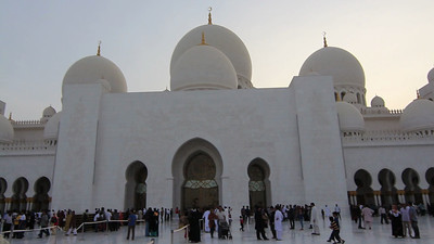 2013_08_09, Sheikh Zayed Mosque