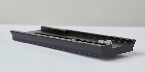 Sachtler Sideload Plate S/Ace Tripod QR Plate 0164 #2